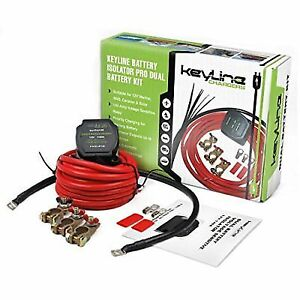 Strange 12V Battery Chargers 140 Amp Dual Isolator By Keyline Voltage Wiring 101 Mentrastrewellnesstrialsorg