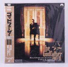 04303 F/S by AIR Mint Laserdisc The Godfather 3 [PILP-1394] w/OBI from JAPAN