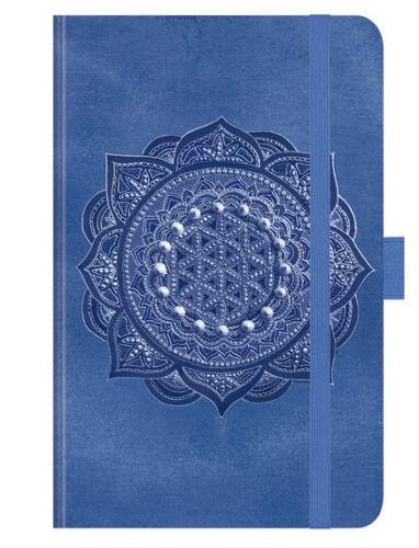 Timer 2020 Natalia Schäfer Korsch Verlag silver indigo  mandala signiert