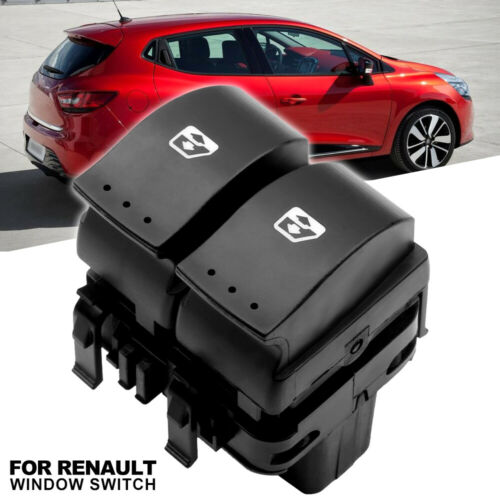 Electric Window control switch button 8200060045 For Renault Clio MK2 Brand New