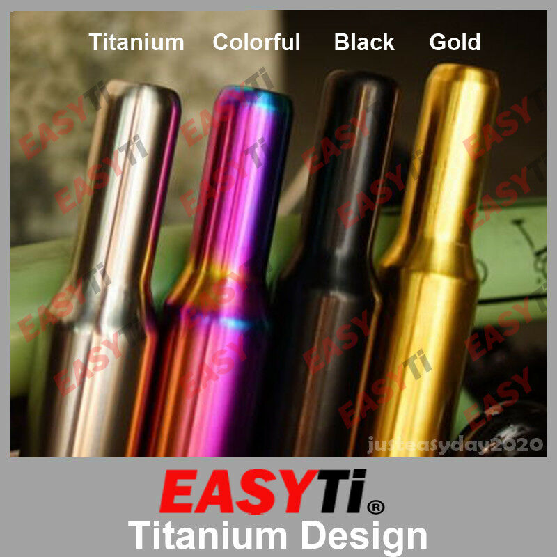 Easyti Titanium GR9 31.8x535MM 600MM  Seatpost Seat  Post For BROMPTON  the classic style
