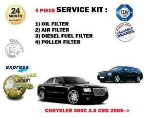 2005 explorer fuel filter for chrysler 300c 3.0 crd 2005-> service kit oil air fuel ...