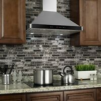 AKDY 30-inch Wall-mount Stainless Steel Kitchen Vent Range Hood