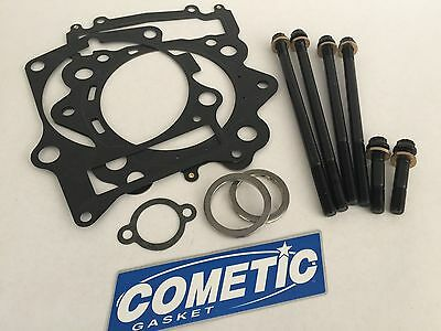 Rhino Grizzly 700 105.5mm 106mm Cometic Big Bore Head Top End Gasket Kit Set