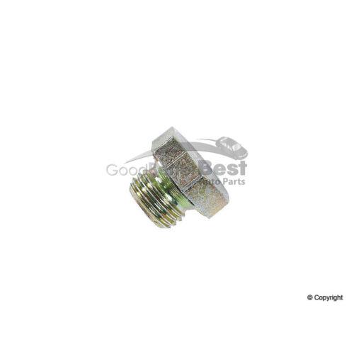 New Genuine Engine Coolant Thermostat Housing Plug 07119919228 for BMW