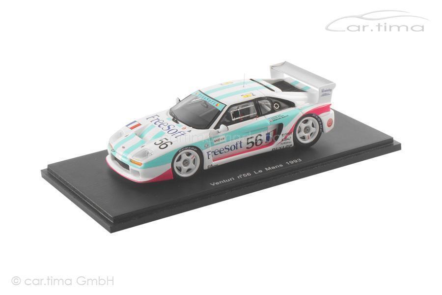Venturi - 24h Le Mans 1993-Los Badrutt Brana-spark - 1 43 - s2251