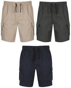 Mens-Tokyo-Laundry-Discovery-100-Cotton-Cargo-Shorts