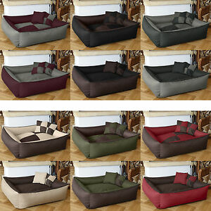 Beddog maxq dog bed pillow sofa sleeping area pet bed cat for Beddog lupi