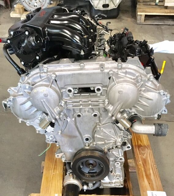 2009 Nissan Murano Engine 3.5l VIN a 4th DIGIT 76k Miles ...