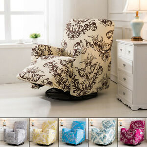 Sensational Details About Printing Elastic Waterproof Stain Resistant Recliner Chair Cover Sofa Cover Theyellowbook Wood Chair Design Ideas Theyellowbookinfo