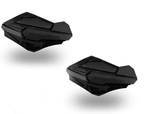 PowerMadd Sentinel Series Replacement ATV Handguards Hand Guards Black 34410
