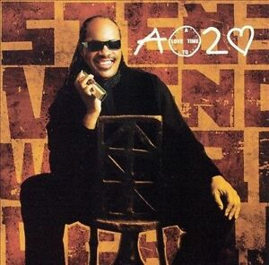 1 CENT CD A Time To Love - Stevie Wonder
