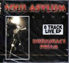 SOUL ASYLUM LIVE INSOMNIAC'S DREAM CD SEALED 6 TRACK LIVE EP