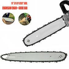 "Sword 2 chains fits Stihl MS 231 40cm 3//8/"" 55TG 1,3mm Saw Chain Chain"