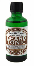 DR K SOAP TONICO PER BARBA BEARD TONIC 50ML 100% NATURALE OLIO DI ALBICOCCA