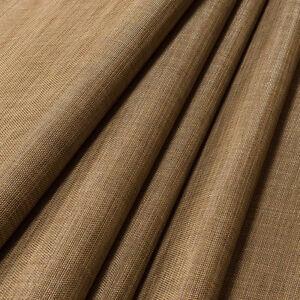 "3 yards Genuine Sunbrella Acrylic Sling Fabric Augustine Pecan 50"" wide material"