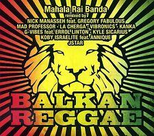 MAHALA RAI BANDA - BALKAN REGGAE  CD NEU