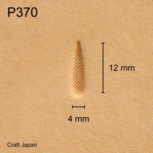Leather Stamp Punzierstempel Punziereisen Lederstempel Craft Japan P370