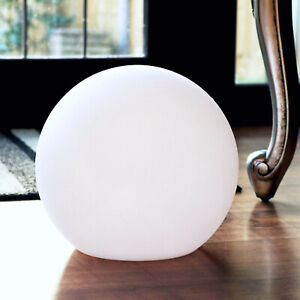 Pk-green-20cm-Plastique-Globe-Coque-Abat-Jour-pour-Lampe-de-Table