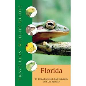 Travellers-Wildlife-Guide-to-Florida-A-Traveller-039-s-Wil-Paperback-NEW-Sunquist