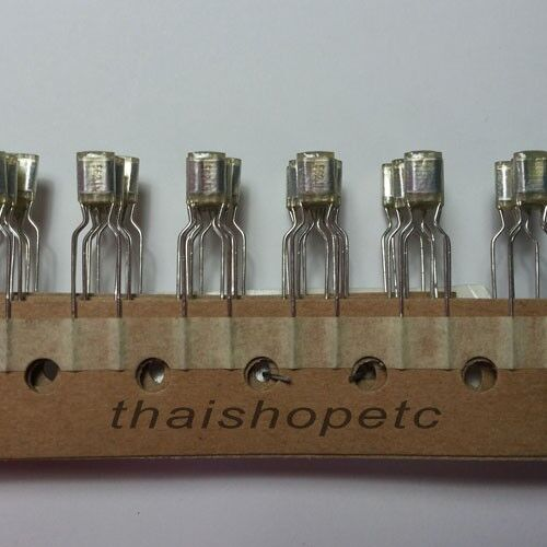 10 x 6.8nF 0.0068uF 100V 5% Polyester Film Capacitor