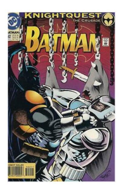 Batman #502 (Dec 1993, DC)