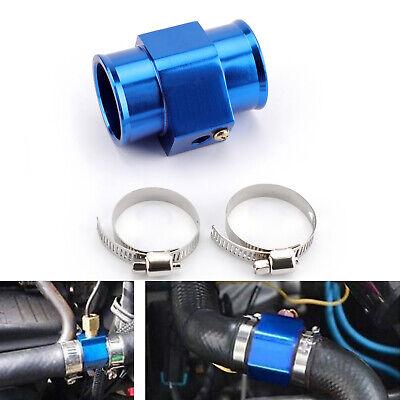 40mm Water Temp Temperature Joint Pipe Sensor Gauge Radiator Hose Adapter Red
