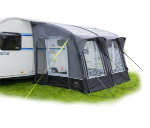 Royal Armscote Air 260 Inflatable Caravan Porch Awning in ...
