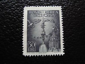 Vatican-Stamp-Yvert-and-Tellier-Air-N-14-Nsg-A28-Stamp