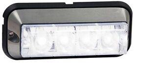 "Buyers 4-7/8"" Rec. Marker & Strobe Light,Clear,88<wbr/>91006 Wrecker,TowTru<wbr/>ck,Rollback"