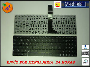 Tastiera-Spagnolo-Nuovo-Portatile-Asus-F550CA-F550CC-F550D-F550DP-F550E-TEC26