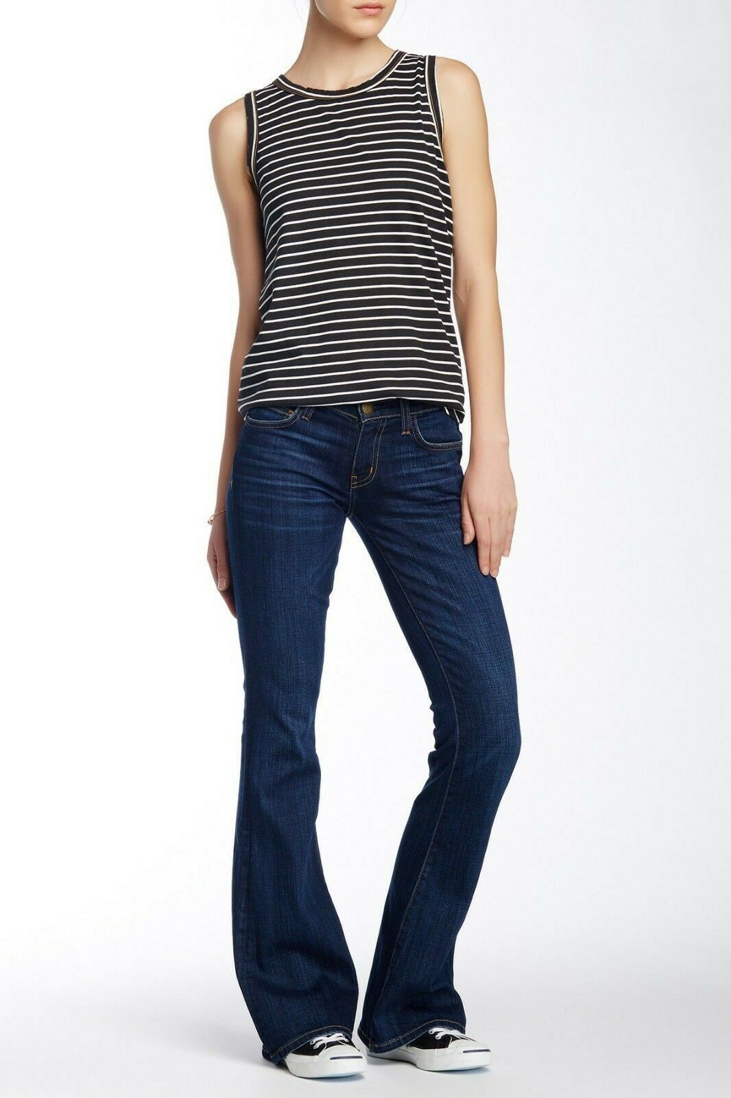 CURRENT ELLIOTT  The Low Bell  Jeans in Gibson NEW sz 25