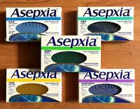 Asepxia Herbal Clear Forte Scrub Tea Tree Moisturizing Cleansing Bars Soap 4 Oz