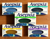 Asepxia Herbal Clear Forte Scrub Tea Tree Moisturizing Cleansing Bars Soap 4 Oz