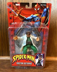 Doctor Octopus Vintage Spider-Man Classics Action Figure 2002 Toybiz Marvel