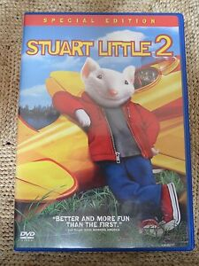 Image Is Loading Stuart Little 2 Special Edition DVD