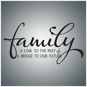 Family-A-link-to-the-past-WALL-QUOTE-DECAL-VINYL-LETTERING-SAYING