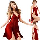 Hot Sexy Lingerie Women's Underwear Sleepwear Lace Dress G-string Nightwear