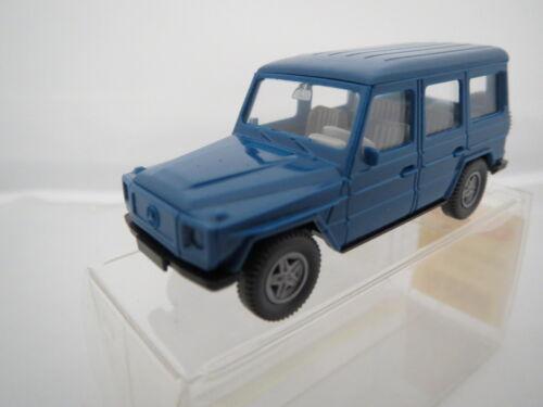 TOP WIKING 26612 Mercedes 230 G OVP ! blau 1:87