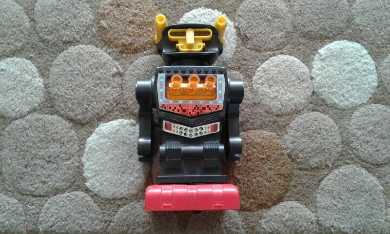 Vintage Action Robot 1970s made in Hong Kong toy for sale
