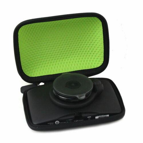 "6/"" GPS Sat Nav EVA Hard Case Holder For GARMIN Motorcycle zumo 595LM"