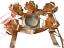 Inerra-mariage-voiture-decoration-Kit-5-x-prets-7-034-Arcs-avec-7-metres-ruban miniature 3