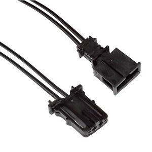 Stecker-2-polig-Reparatursatz-fur-VW-3B0972702-3B0972712-Steckverbindung-Kabel