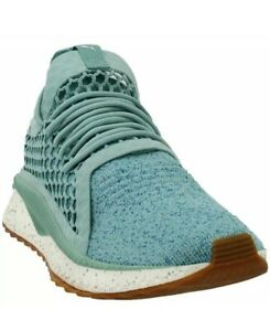 Puma-Tsugi-Netfit-V2-Evoknit-Dust-Sneakers-Blue-Mens-Size-9-5-New