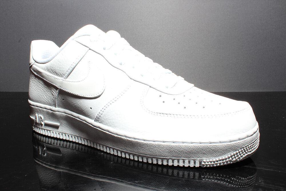 b9006adb1c73c Mens Nike Air Force 1  07 Premium Triple White 905345-100 US 9.5 for ...