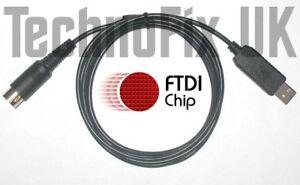 FTDI-USB-Cat-amp-prog-cable-Yaesu-FT-736R-FT-747-FT-767-FT-980-FT-1000-FT-1000D