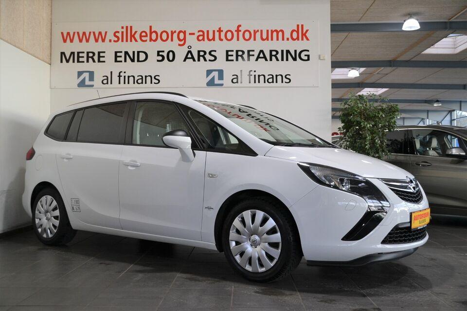 Opel Zafira 1,6 CDTi 136 Enjoy Flexivan Diesel modelår 2015