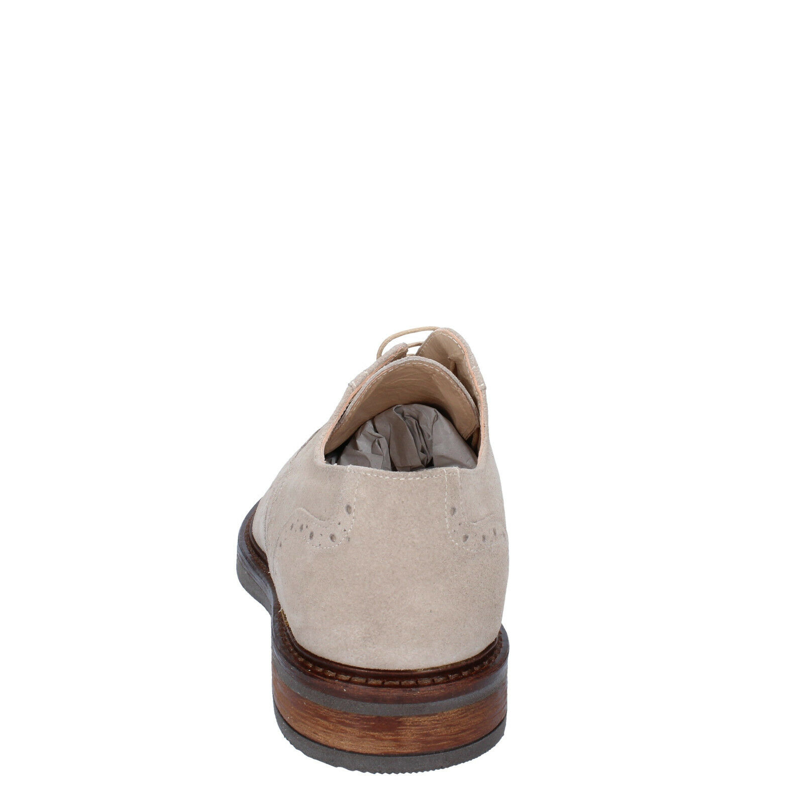 Herren schuhe FDF SHOES wildleder 43 EU elegante beige wildleder SHOES BZ343-E 44cd41