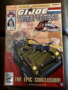 Nouveau Sdcc 2013 Exclusif Hasbro G.i.joe Transformers jetfire Hound Snake Eyes G1