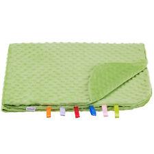 100/% Baumwolle Baby Decke Kuscheldecke Wagendecke England